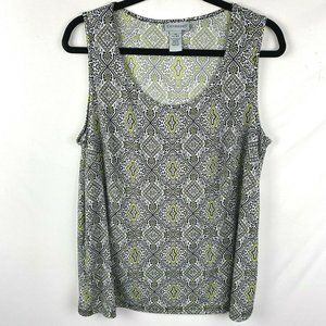 Catherines Tank Top Sleeveless Blouse Size 0X